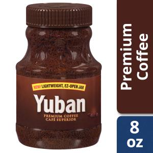 Yuban Instant Coffee